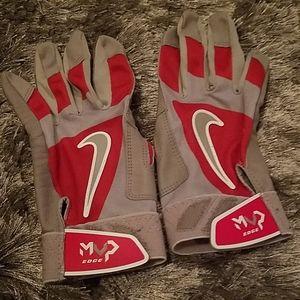 Nike MVP baseball gloves